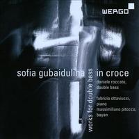 'Gubaidulina: Works for Double Bass'