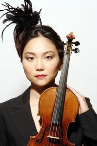 Classical violinist Min-Jin Kym
