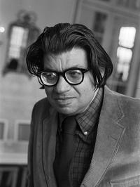 Morton Feldman in Amsterdam, 1976