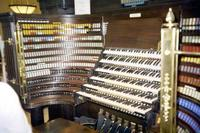 Wanamaker Grand Court Organ at Macy's in Philadelphia.