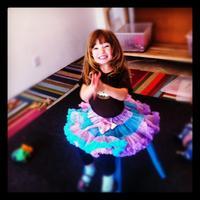 Anya, 3 years old