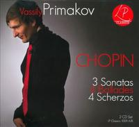 Vassily Primakov plays Chopin