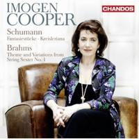 Imogen Cooper plays Brahms and Schumann