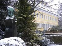 The New Richard Wagner Museum in Dresden, Germany