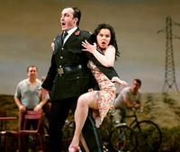 Donizetti's 'The Elixir of Love' from the Royal Opera House in London.