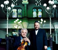 Itzhak Perlman  and Yitzchak Meir Helfgot