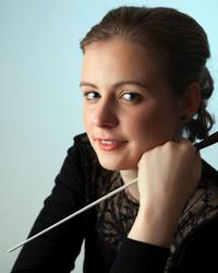 Gemma New, conductor