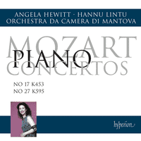 Angela Hewitt plays Mozart