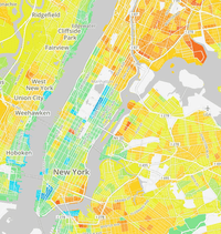 Data News Income Map Detail