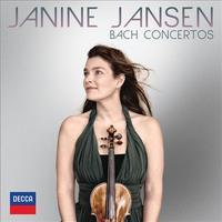 Janine Jansen plays Bach Concertos