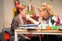 Carla Gugino and Caroline Aaron in 'A Kid Like Jake.'