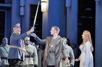 Brandon Jovanovich in San Francisco Opera's 'Lohengrin'