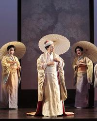 Oksana Dyka stars in Puccini's Madama Butterfly at LA Opera