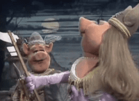 The Muppets and Mozart.
