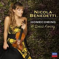 Nicola Benedetti's 'Homecoming'