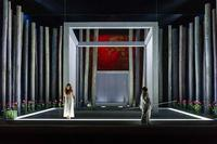 Angela Denoke as Kundry and an impeccable Simon O'Neill as Parsifal