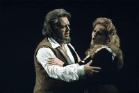 Luciano Pavarotti and Katia Ricciarelli in San Francisco Opera's 1974 'Luisa Miller'