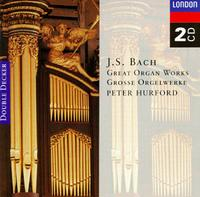 Peter Hurford plays Bach