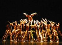 Stravinsky's 'The Rite of Spring' danced by the Tokyo Ballet (Maurice Béjart, choreograp