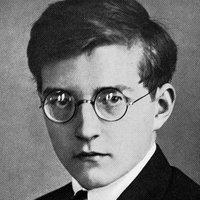 Shostakovich, 1925