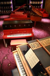 The Pleyel Showroom in Paris