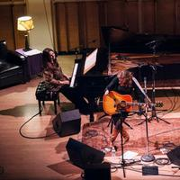 Simone Dinnerstein and Tift Merritt at 2013 Ecstatic Music Festival