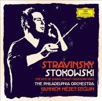 Philadelphia Orchestra plays Stravinsky and Stokowski/Bach