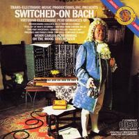 Walter Carlos's 1968 crossover classic 'Switched-on Bach'