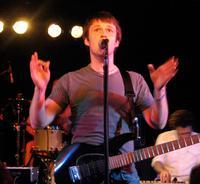Travis Morrison during a 2007 concert in Washington, D.C.