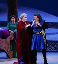 Lioba Braun, Linda Watson and John Treleaven in Wagner's 'Tristan und Isolde'
