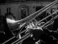 New York Philharmonic Trombonist David Finlayson