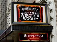 'Who's Afraid of Virginia Woolf?' at the Booth Theatre on Broadway.