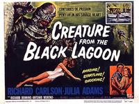 Creature from the Black Lagoon poster