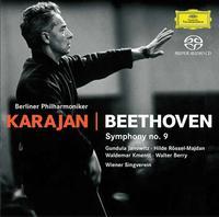 Herbert von Karajan, Berlin Philharmonic play Beethoven's Ninth Symphony