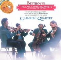 Guarnri Quartet plays Late Beethoven Quartets