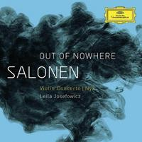 Esa-Pekka Salonen's 'Out of Nowhere'