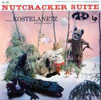 Creepy Nutcracker album with Kostalanetz