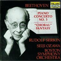 Beethoven's Choral Fantasy with Rudolf Serkin