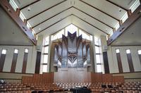 2010 Schantz at Martin Luther College Chapel, New Ulm, Minn.