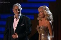 Placido Domingo and Katherine Jenkins on 'Dancing with the Stars'