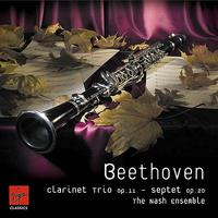 The Nash Ensemble plays Beethoven's Septet