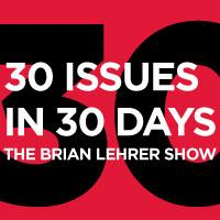 30 issues in 30 days 2012 logo