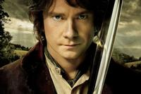 Martin Freeman in 'The Hobbit: An Unexpected Journey'