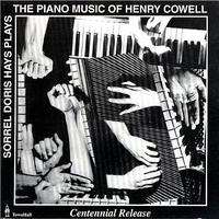 Piano Music Of Henry Cowell