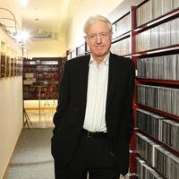 Klaus Heymann of Naxos Records.