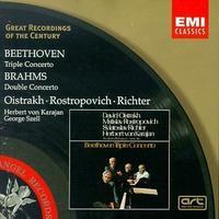 Beethoven Triple Concerto on EMI