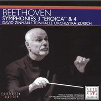 David Zinman conducts Beethoven's Symphonies Nos. 3 and 4