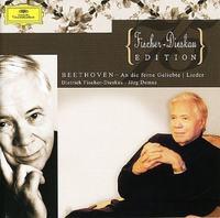 Dietrich Fischer-Dieskau sings Beethoven songs