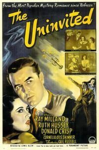 Poster for 'The Uninvited'