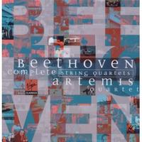 The Artemis Quartet plays Beethoven